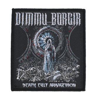 Patch Dimmu Borgir - Death Cult Armageddon - RAZAMATAZ, RAZAMATAZ, Dimmu Borgir
