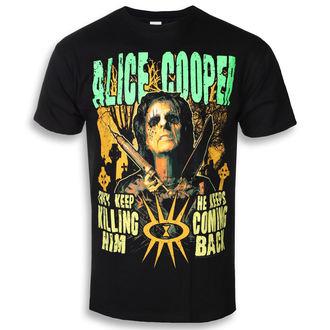 t-shirt metal men's Alice Cooper - Graveyard - ROCK OFF, ROCK OFF, Alice Cooper