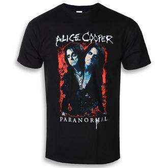 t-shirt metal men's Alice Cooper - Paranormal Splatter - ROCK OFF - ACTEE18MB