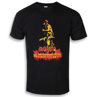 t-shirt metal men's AC-DC - Bonfire - ROCK OFF, ROCK OFF, AC-DC