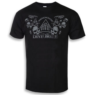 Men's t-shirt Disturbed - Beware The Vultures - ROCK OFF, ROCK OFF, Disturbed