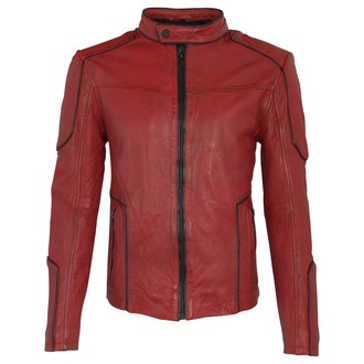 leather jacket Suicide Squad - RED - NNM, NNM
