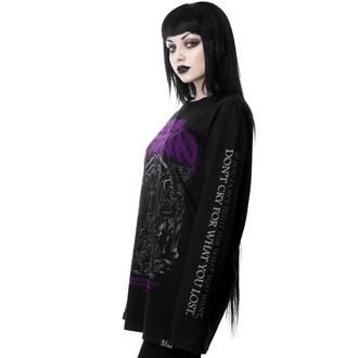 t-shirt women's - Death is Certain - KILLSTAR - KSRA001593