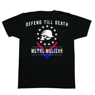 t-shirt street men's - DEFEND - METAL MULISHA, METAL MULISHA