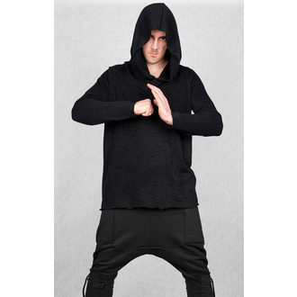 sweater (unisex) AMENOMEN - BLACK, AMENOMEN