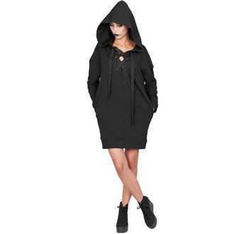 hoodie women's - BLACK - AMENOMEN, AMENOMEN