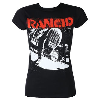 t-shirt metal women's Rancid - BOOT - PLASTIC HEAD, PLASTIC HEAD, Rancid