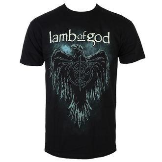 Men's T-shirt Lamb Of God - Phoenix - Black - ROCK OFF, ROCK OFF, Lamb of God