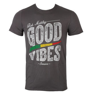 t-shirt metal men's Bob Marley - Good Vibes - ROCK OFF, ROCK OFF, Bob Marley
