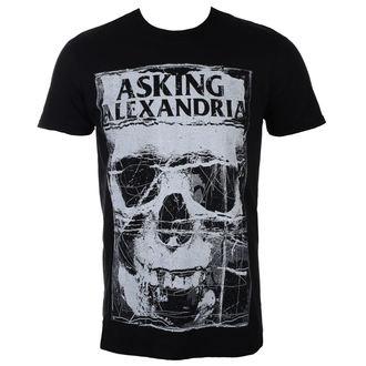 t-shirt metal men's Asking Alexandria - FACIAL - PLASTIC HEAD, PLASTIC HEAD, Asking Alexandria