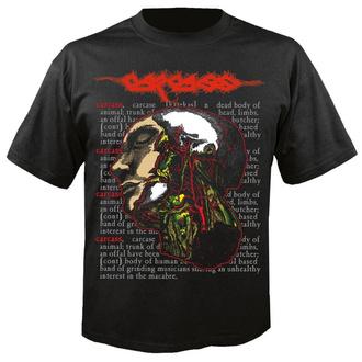 t-shirt metal men's Carcass - Dead body - NUCLEAR BLAST - 24273_TS