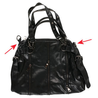 handbag (bag) VIXXSIN - MOTION - BLACK - DAMAGED, VIXXSIN