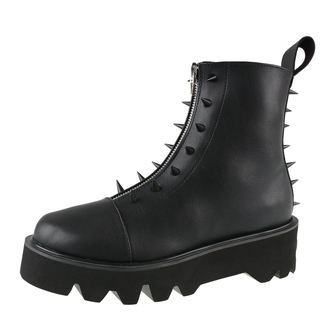 wedge boots unisex - SPIKE - DISTURBIA, DISTURBIA