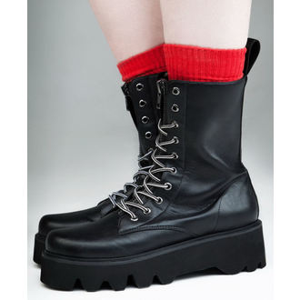 wedge boots unisex - DISTURBIA
