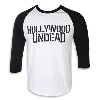 t-shirt metal men's Hollywood Undead - LOGO - PLASTIC HEAD, PLASTIC HEAD, Hollywood Undead