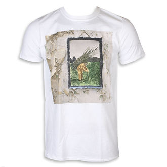 t-shirt metal men's Led Zeppelin - IV ALBUM COVER - PLASTIC HEAD, PLASTIC HEAD, Led Zeppelin