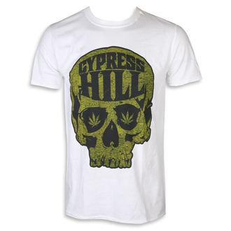 t-shirt metal men's Cypress Hill - SKULL LOGO - PLASTIC HEAD, PLASTIC HEAD, Cypress Hill