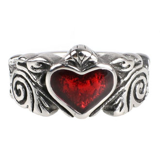 Ring ETNOX - Black Heart - SR1211
