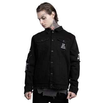 spring/fall jacket unisex - No Dominion - DISTURBIA, DISTURBIA