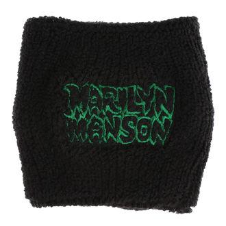 wristband MARILYN MANSON - LOGO - RAZAMATAZ, RAZAMATAZ, Marilyn Manson