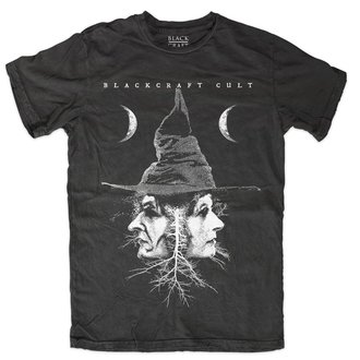 t-shirt men's - Duality - BLACK CRAFT, BLACK CRAFT
