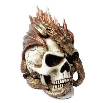 Decoration ALCHEMY GOTHIC - Dragon Keeper's Skull, ALCHEMY GOTHIC