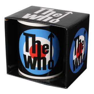 cup The Who - ROCK OFF, ROCK OFF, Who