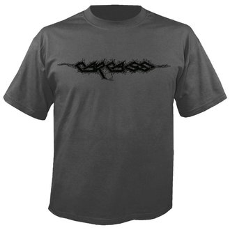 t-shirt metal men's Carcass - Logo GREY - NUCLEAR BLAST - 2676_TS