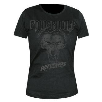 t-shirt metal women's Powerwolf - Werewolves - NUCLEAR BLAST, NUCLEAR BLAST, Powerwolf