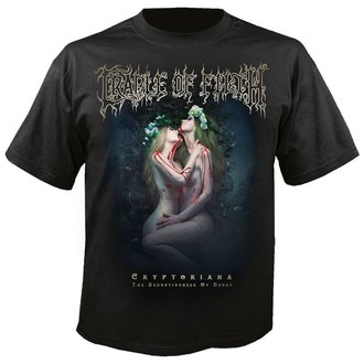 t-shirt metal men's Cradle of Filth - Savage waves of ecstasy - NUCLEAR BLAST, NUCLEAR BLAST, Cradle of Filth