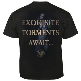 t-shirt metal men's Cradle of Filth - Exquisite torments await - NUCLEAR BLAST, NUCLEAR BLAST, Cradle of Filth
