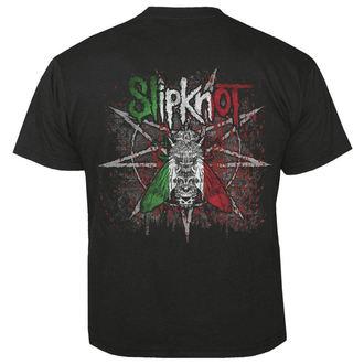 t-shirt metal men's Slipknot - Gusano flags - NUCLEAR BLAST, NUCLEAR BLAST, Slipknot