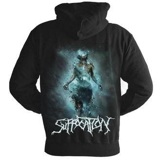 hoodie men's Suffocation - Jof the dark light - NUCLEAR BLAST, NUCLEAR BLAST, Suffocation