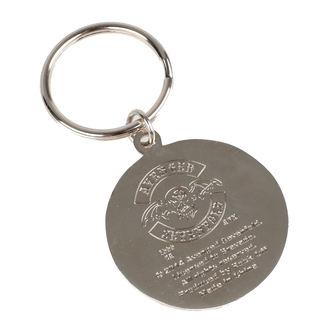 key ring (pendant) Avenged Sevenfold - Deathbat - ROCK OFF, ROCK OFF, Avenged Sevenfold