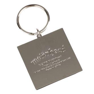 Key ring (pendant) Motörhead - ROCK OFF, ROCK OFF, Motörhead