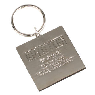 Key ring (pendant) LED ZEPPELIN - ROCK OFF, ROCK OFF, Led Zeppelin