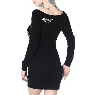 Women's dress HYRAW - ROBE MANCHES LONGUES ANGEL OF DEATH, HYRAW