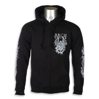 hoodie men's Arch Enemy - Riddick -, Arch Enemy