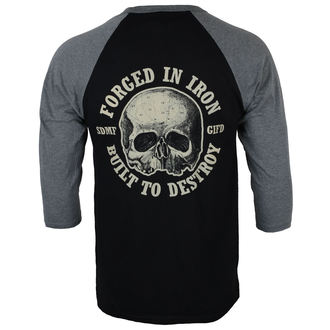 t-shirt metal men's Black Label Society - FORGED IN IRON - PLASTIC HEAD, PLASTIC HEAD, Black Label Society