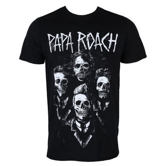 t-shirt metal men's Papa Roach - PORTRAIT - PLASTIC HEAD, PLASTIC HEAD, Papa Roach