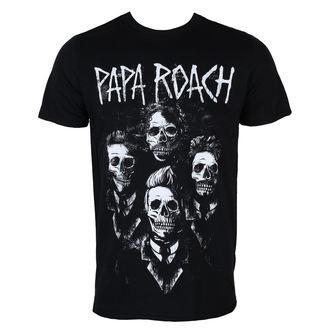 t-shirt metal men's Papa Roach - PORTRAIT - PLASTIC HEAD - PH10451