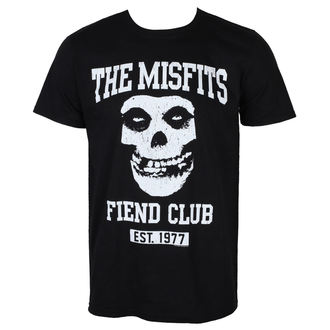 t-shirt metal men's Misfits - FIEND CLUB - PLASTIC HEAD, PLASTIC HEAD, Misfits