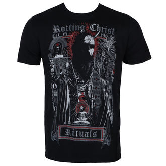 t-shirt metal men's Rotting Christ - RITUAL - PLASTIC HEAD, PLASTIC HEAD, Rotting Christ