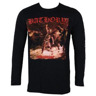 t-shirt metal men's Bathory - HAMMERHEART - PLASTIC HEAD, PLASTIC HEAD, Bathory