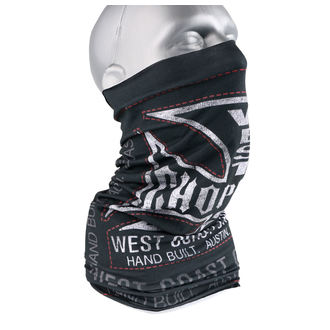 Scarf West Coast Choppers - AMERICAN - HAND BUILT - Black, West Coast Choppers