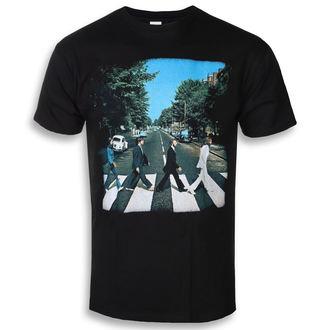 t-shirt metal men's Beatles - Abbey Road - ROCK OFF