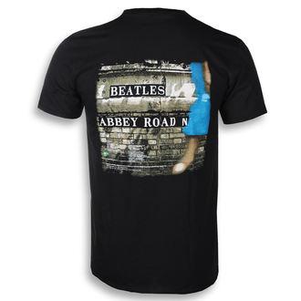 t-shirt metal men's Beatles - Abbey Road - ROCK OFF, ROCK OFF, Beatles