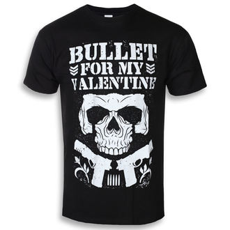 t-shirt metal men's Bullet For my Valentine - Club - ROCK OFF - BFMVTS18MB