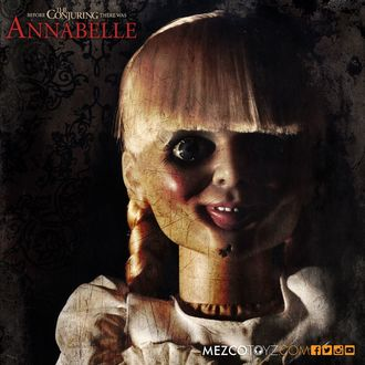 Doll Annabelle - The Conjuring Scaled Prop Replica, NNM