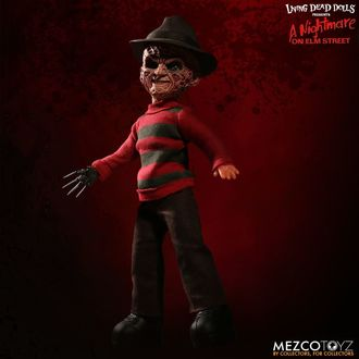 Figurine A Nightmare on Elm Street - Talking Freddy Krueger, NNM